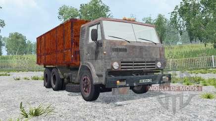КамАЗ-53212 ржавый для Farming Simulator 2015