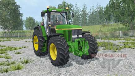 John Deere 7810 washable для Farming Simulator 2015