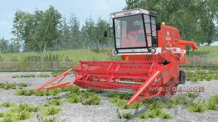 Bizon Super Z056-7 для Farming Simulator 2015