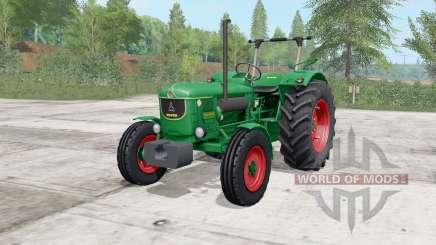 Deutz D 6005 1967 для Farming Simulator 2017