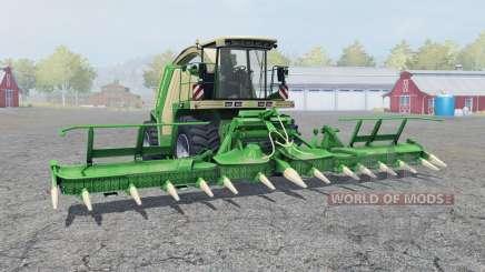 Krone BiG X 650 little beast для Farming Simulator 2013