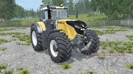 Challenger 1000 twin wheels для Farming Simulator 2015