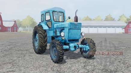 Т-40АМ голубой окрас для Farming Simulator 2013
