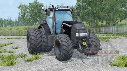 Case IH Puma 160 CVX dual rear wheels для Farming Simulator 2015