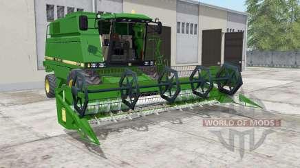John Deeᶉe 2058 для Farming Simulator 2017