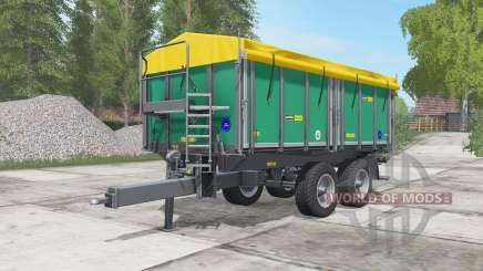 Oehler TDK 200 P munsell green для Farming Simulator 2017