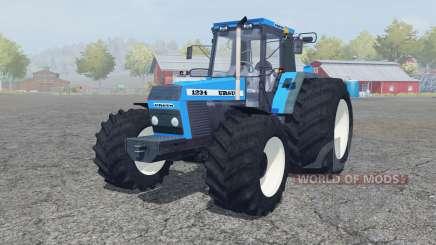 Ursus 1234 Terra tires для Farming Simulator 2013