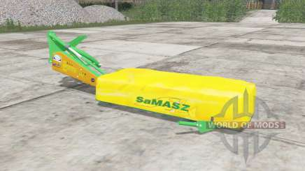 SaMASZ Samba 240 для Farming Simulator 2017