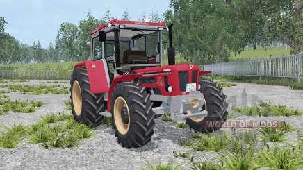 Schluter Super 1500 TVL modifizierte version для Farming Simulator 2015