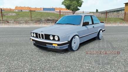 BMW 320i coupe (E30) 1982 для Euro Truck Simulator 2