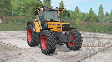 Fendt Favorit 511-515 C more parts для Farming Simulator 2017