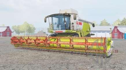 Claas Lexion 750 dirt для Farming Simulator 2013