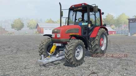 МТЗ-920.3 Беларус открываются двери для Farming Simulator 2013