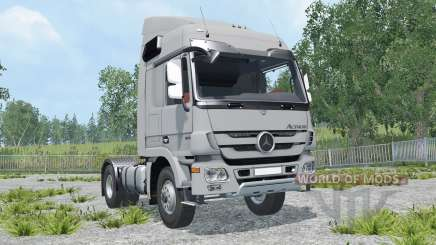 Mercedes-Benz Actros 1848 (MP3) для Farming Simulator 2015