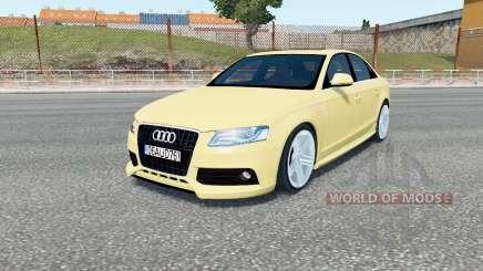 Audi S4 sedan (B8) 2009 для Euro Truck Simulator 2