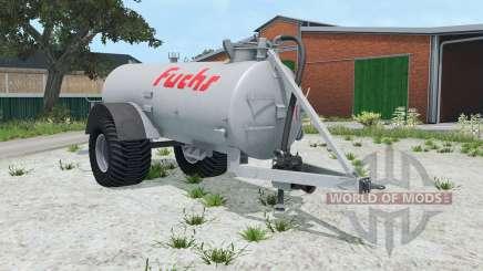 Fuchs для Farming Simulator 2015