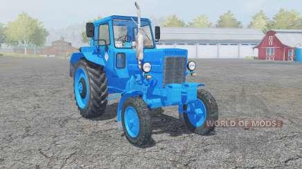 МТЗ-80 Беларус голубой окҏас для Farming Simulator 2013