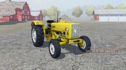Valmet 86 id safety yellow для Farming Simulator 2013