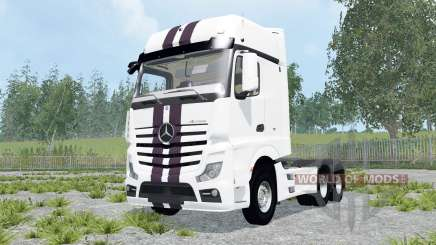 Mercedes-Benz Actros BigSpace (MP4) 2014 для Farming Simulator 2015
