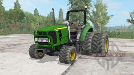 John Deere 2032R mower для Farming Simulator 2017
