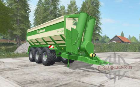 Krone TX 430 для Farming Simulator 2017