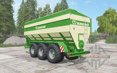 Krone TX 430 для Farming Simulator 2017