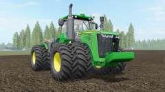 John Deere 9470R-9620R для Farming Simulator 2017