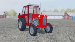 IMT 539 DeLuxe red для Farming Simulator 2013