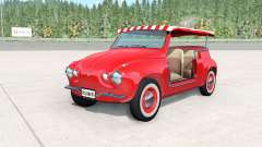 Autobello Piccolina Cherry v1.3 для BeamNG Drive