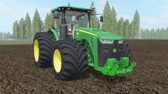 John Deere 8245R-8400R 2014 для Farming Simulator 2017
