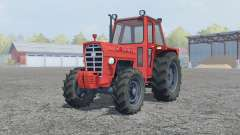 IMT 577 DV sunset orange для Farming Simulator 2013