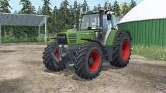 Fendt Favorit 515C washable для Farming Simulator 2015