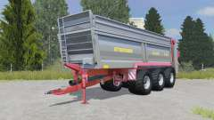 Strautmann PS 3401 quick silver для Farming Simulator 2015
