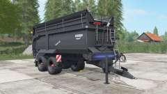 Krampe Bandit 750 gravel для Farming Simulator 2017