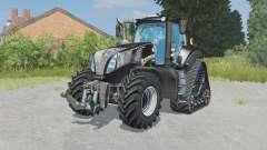 New Holland T8.320 Black Beauty для Farming Simulator 2015