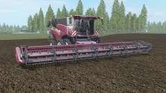 New Holland CR10.90 hippie pink для Farming Simulator 2017