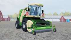 Krone BiG X 1100 wheel options для Farming Simulator 2013