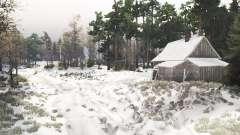 Ранний снег 2 для Spin Tires