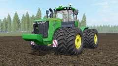 John Deere 9460R-9560R для Farming Simulator 2017