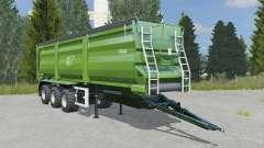 Krampe Sattel-Bandit 30-60 grass для Farming Simulator 2015