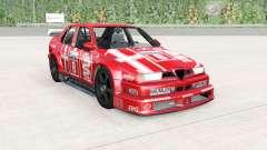 Alfa Romeo 155 V6 TI DTM для BeamNG Drive
