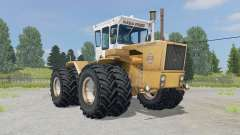 Raba-Steiger 250 ƫwin wheels для Farming Simulator 2015