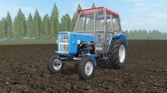 Ursus C-360 rich electric blue для Farming Simulator 2017