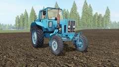 МТЗ-80.1 Беларус фронтальный погрузчик для Farming Simulator 2017