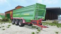 Strautmann PS 3401 fertilizer spreaders для Farming Simulator 2015