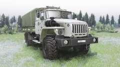 Урал-43206-0551-71М для Spin Tires