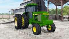 John Deere 4240&4440 для Farming Simulator 2017