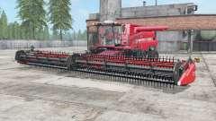 Case IH Axial-Flow 9230 red salsa для Farming Simulator 2017