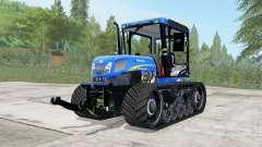 New Holland TK4060M azure для Farming Simulator 2017