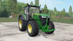 John Deere 7230R-7310R для Farming Simulator 2017